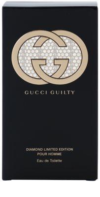 Gucci Guilty Pour Homme Diamond Eau de Toilette für Herren 4