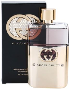Gucci Guilty Pour Homme Diamond Eau de Toilette für Herren 1