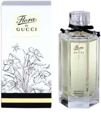 Gucci Flora by Gucci - Glorious Mandarin тоалетна вода за жени