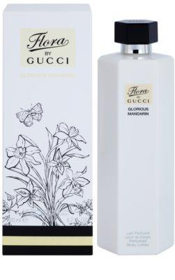 Gucci Flora by Gucci - Glorious Mandarin leche corporal para mujer