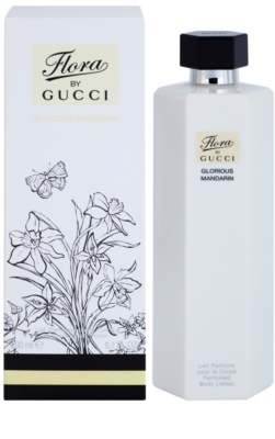 Gucci Flora by Gucci - Glorious Mandarin leite corporal para mulheres