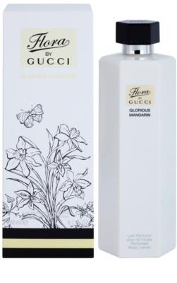 Gucci Flora by Gucci - Glorious Mandarin tělové mléko pro ženy
