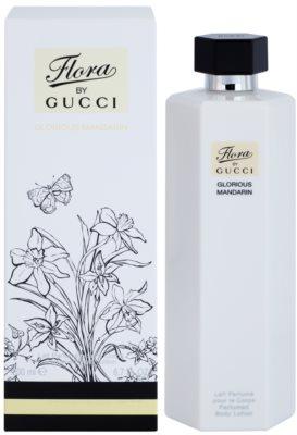 Gucci Flora by Gucci - Glorious Mandarin тоалетно мляко за тяло за жени