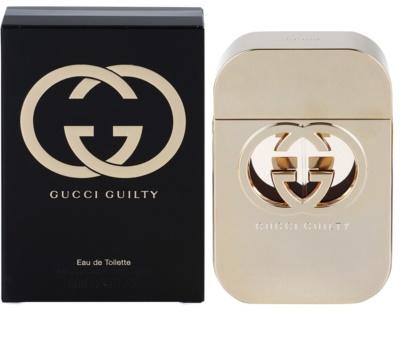 Gucci Guilty eau de toilette para mujer