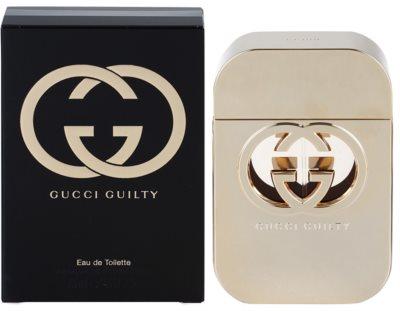 Gucci Guilty Eau de Toilette para mulheres