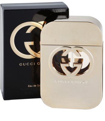 Gucci Guilty Eau de Toilette für Damen 1