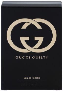Gucci Guilty Eau de Toilette für Damen 4