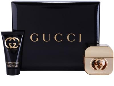 Gucci Guilty dárková sada