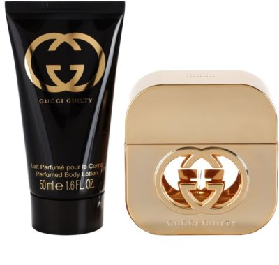 Gucci Guilty zestaw upominkowy 1