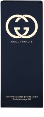 Gucci Guilty illatos olaj nőknek  masszázsolaj 3