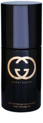 Gucci Guilty aceite perfumado para mujer  aceite para masaje 1