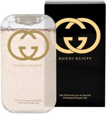 Gucci Guilty sprchový gel pro ženy