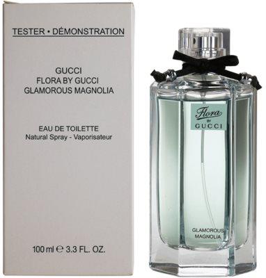 Gucci Flora by Gucci - Glamourous Magnolia toaletní voda tester pro ženy 1
