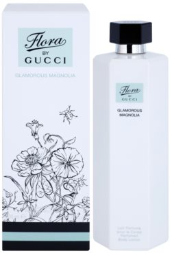 Gucci Flora by Gucci - Glamourous Magnolia leche corporal para mujer