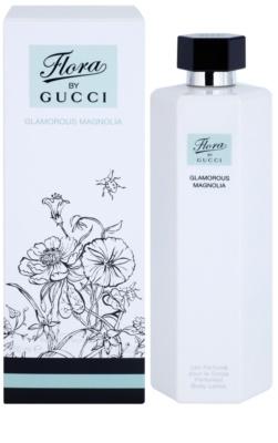 Gucci Flora by Gucci - Glamourous Magnolia tělové mléko pro ženy