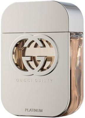 Gucci Guilty Platinum woda toaletowa dla kobiet