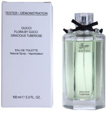 Gucci Flora by Gucci - Gracious Tuberose туалетна вода тестер для жінок 1