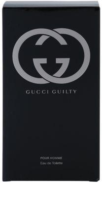 Gucci Guilty Pour Homme Eau de Toilette pentru barbati 5