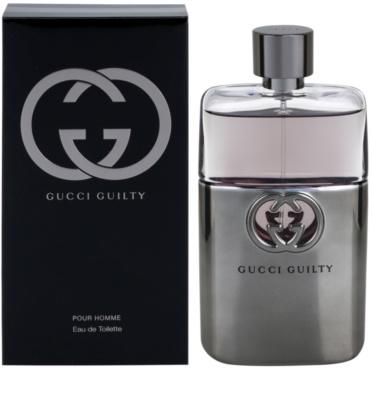 Gucci Guilty Pour Homme eau de toilette para hombre