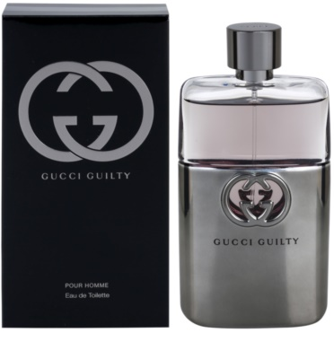 Gucci Guilty Pour Homme туалетна вода для чоловіків