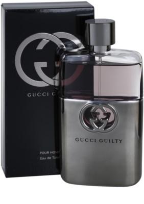 Gucci Guilty Pour Homme Eau de Toilette pentru barbati 1