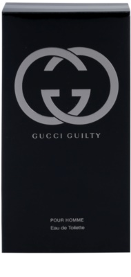 Gucci Guilty Pour Homme Eau de Toilette pentru barbati 4