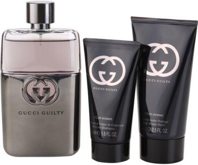 Gucci Guilty Pour Homme seturi cadou 2