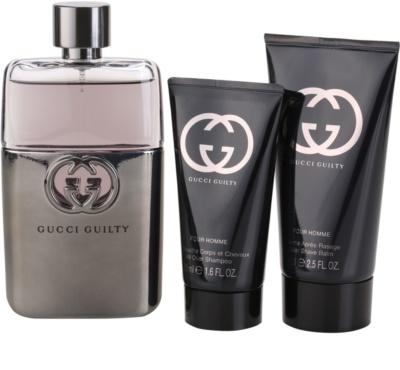 Gucci Guilty Pour Homme darilni seti 2