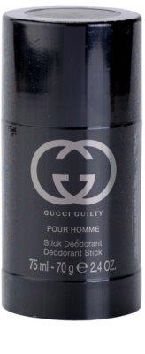 Gucci Guilty Pour Homme dezodorant w sztyfcie dla mężczyzn  (bez pudełka)