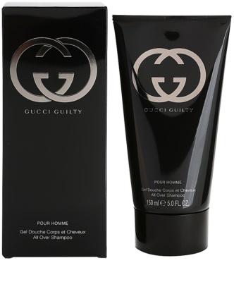 Gucci Guilty Pour Homme gel de dus pentru barbati