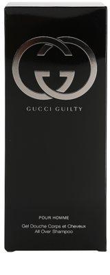 Gucci Guilty Pour Homme душ гел за мъже 3