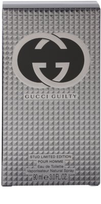 Gucci Guilty Stud Limited Edition Pour Homme тоалетна вода за мъже 4