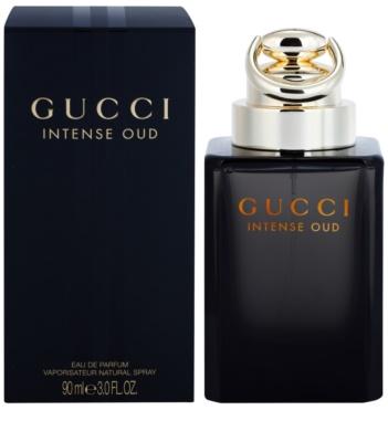 Gucci Intense Oud woda perfumowana unisex