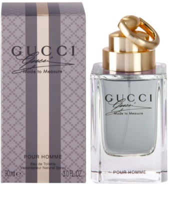 Gucci Made to Measure eau de toilette para hombre