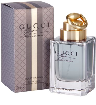 Gucci Made to Measure eau de toilette para hombre 1