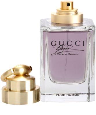 Gucci Made to Measure toaletní voda tester pro muže 1