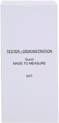 Gucci Made to Measure toaletní voda tester pro muže 3