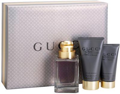 Gucci Made to Measure dárková sada