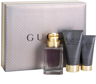Gucci Made to Measure lote de regalo