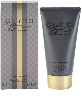Gucci Made to Measure balzám po holení pro muže