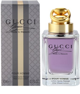 Gucci Made to Measure after shave para homens