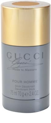 Gucci Made to Measure dezodorant w sztyfcie dla mężczyzn