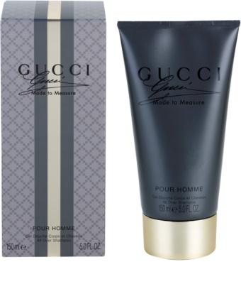 Gucci Made to Measure żel pod prysznic dla mężczyzn