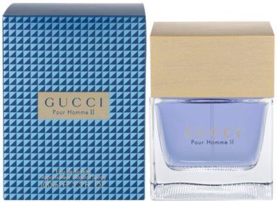 Gucci Pour Homme II eau de toilette férfiaknak