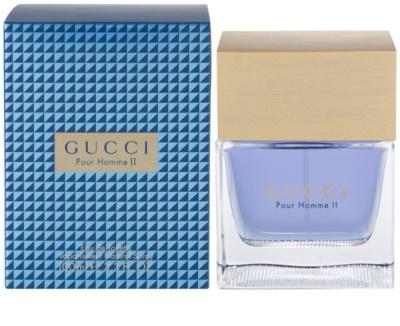 Gucci Pour Homme II Eau de Toilette para homens