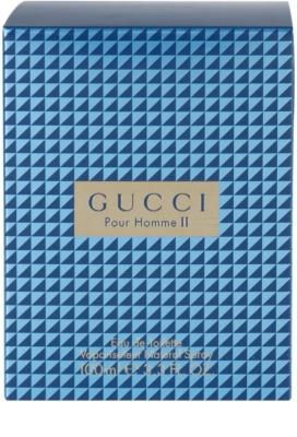 Gucci Pour Homme II eau de toilette férfiaknak 4