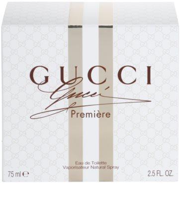 Gucci Gucci Premiere toaletna voda za ženske 4