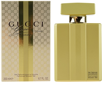 Gucci Gucci Premiere gel de duche para mulheres