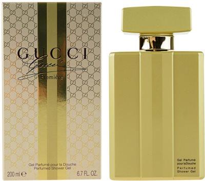 Gucci Gucci Premiere sprchový gél pre ženy