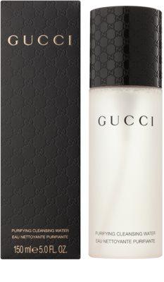 Gucci Skincare odličovací čisticí voda 1
